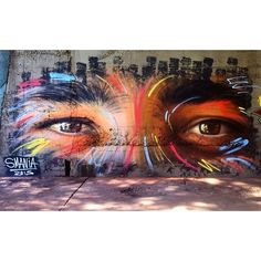 Work and snap by @smanialeo in Piracicaba São Paulo#streetart #graffiti #brazil by streetart_london