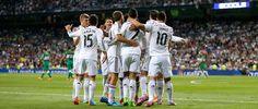 5-1: El Real Madrid golea con cuatro tantos de Cristiano Ronaldo
