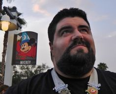 John Saccheri (Chef BigFatPanda) - the creator behind the DIY Disney Recipes that The Disney Food Blog shares so generously with us!  THANK YOU, Chef!!! And as an added extra - this article includes links out to some of the best recipes for not only Disney dishes but Disney drinks as well!!!   <3