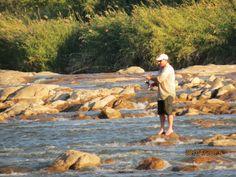 Fly fishing on Tutwa Fly Fishing, Oasis, South Africa, Safari, Wildlife, Environment, River, Couple Photos, Couple Shots