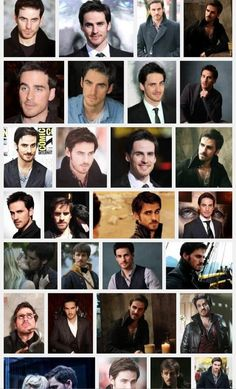 Colin O'Donoghue ♡♡♡♡ he is my bae!! I love him so much. Honestly I get over whelmed of how hot he is!!!