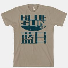 Blue Sun | HUMAN - This may be the best color match I've found so far for Jayne Cobb... but $30...