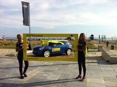 #Castelldefels! #MINI foto en un marco incomparable . #AurigaCoolMarketing #Eventos #Marketing  @Auriga Cool Mkt Facebook: AurigaCoolMarketing