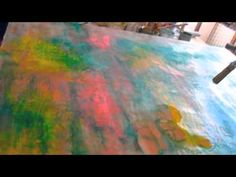 ▶ encaustic and oil - YouTube