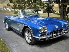1959 Chevrolet Corvette by loracia