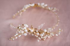 Ethereal Bridal Accessories - Coronite