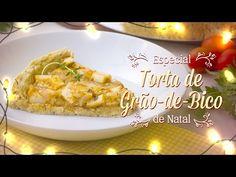 Torta de Palmito (com massa de grão-de-bico) - Especial de Natal - YouTube