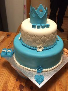 Dåpskake Cake, Desserts, Food, Tailgate Desserts, Deserts, Food Cakes, Eten, Cakes, Postres