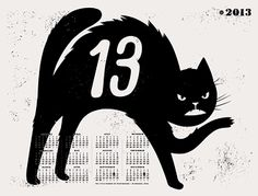 UNLUCKY 2013 - The Little Friends of Printmaking
