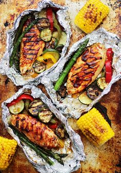 25 Light Summer Junk Food Recipes | StyleCaster