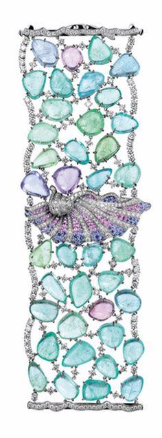 {Boucheron Bracelet of Amazing!} ❥❥Haute Tramp