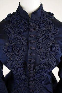 Dress 1880–85