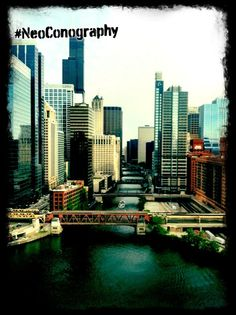 View from my #NeoCon12 hotel! #NeoConography #Chicago   -- @KItweets