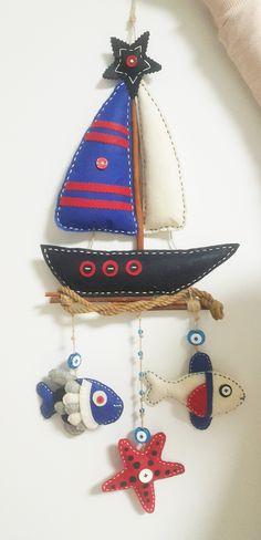 baby home-fish-ship