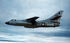 Douglas B-66 Destroyer | The first RB-66A pre-production aircraft flew in 1954, while the first ...