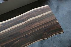 The Herman Signature Series — Herman Furniture Wood Slab Table, Walnut Table, Wood Tables, Oak Table, Solid Wood Dining Table, Make A Table, Live Edge Wood, Raw Wood, Singapore