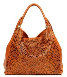 Must Have: Isabella Fiore Laser-Cut Floral Bags | CITYist