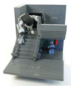 The Fall of ED-209