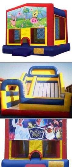 bouncy house on pinterest bounce houses bounce house birthday and
