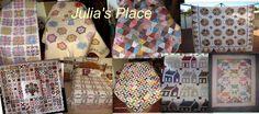 Julia's Place...quilt as you go technique