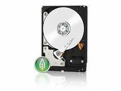 """WD 4TB Green SATA 6Gb/s 64MB 3.5"""" Hard Drive Internal HDD IntelliSeek Brand New"""