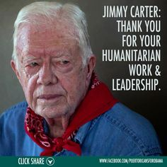 Humanitarian.... The quiet president with a big heart. |It truly amazes me how people can degrade this man when he truly is the most compassionate, kind-hearted person you'll ever meet, a true humanitarian. He may have not have had the greatest presidency, but Carter truly cared about the American people. I believe the struggles of just ordinary people really affected him. I'm proud to call him my president, Jimmy Carter.