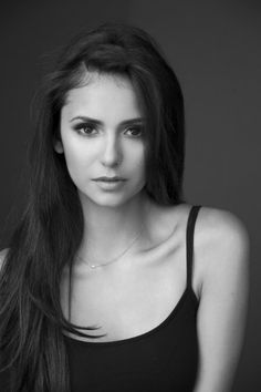 Nina Dobrev - Photo by Colin Stark - via imdb