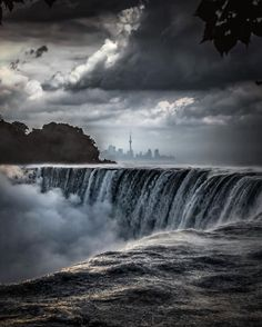 Cn Tower, Niagara Falls, Nature, Travel, Naturaleza, Viajes, Destinations, Traveling, Trips