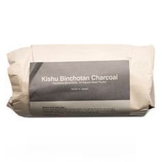 Japanese Water-Purifying Charcoal Sticks