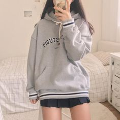 The Best Examples for Korean Street Fashion Edgy Outfits, Korean Outfits, Mode Outfits, Pretty Outfits, Girl Outfits, Fashion Outfits, Korean Girl Fashion, Ulzzang Fashion, Korean Street Fashion