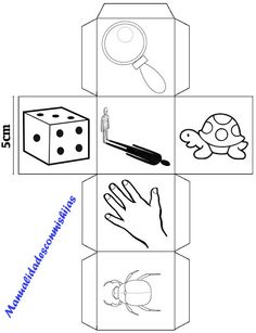 Story cubes caseros - cubo 4