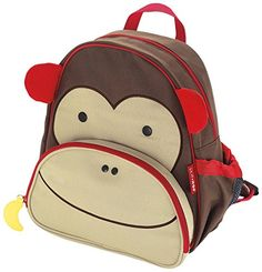 Skip Hop Zoo Pack Little Kid Backpack Monkey * This is an Amazon Affiliate link. You can get more details by clicking on the image.