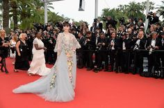 Fan Bingbing de Marchesa - Cannes 2015