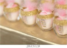 """Bridal Shower Favors / Yankee Candle """"Wedding Day"""" candles"""