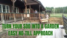 HOW TO USE THE LASAGNA GARDENING METHOD (OR LAYERING METHOD) - TURN YOUR LAWN INTO A THRIVING GARDEN - YouTube Garden Soil, Gardening, Prefinished Hardwood, Installing Hardwood Floors, Natural Garden, How To Run Longer, Being Used, Lasagna, Homesteading