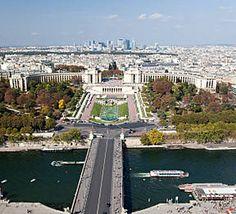 Travel to Paris, France
