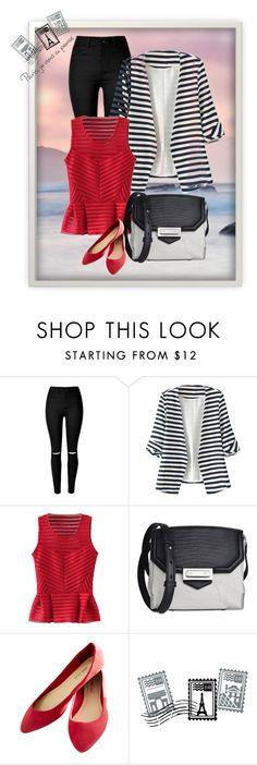 """""""Untitled #4"""" by mirela-alerim ❤ liked on Polyvore featuring Seed Design, WithChic, Alexander Wang, Wet Seal and Dot & Bo"""