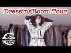 This is the closet i always wanted. I had this empty room in my house so i decided to turn it into my space, my beautiful dressing room!