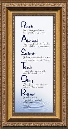 Pastor Acronym Art expresses the heart and dedication of a Pastor and makes a great gift from the congregation for Pastor appreciation day.