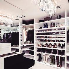 Room to grow closet