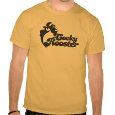 =>>Cheap          Cocky Rooster Tshirts           Cocky Rooster Tshirts we are given they also recommend where is the best to buyThis Deals          Cocky Rooster Tshirts today easy to Shops & Purchase Online - transferred directly secure and trusted checkout...Cleck Hot Deals >>> http://www.zazzle.com/cocky_rooster_tshirts-235940195971183584?rf=238627982471231924&zbar=1&tc=terrest