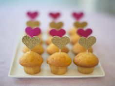 Valentine's Day Sweets Table Inspiration with Birds and Honey and the Path Less Traveled