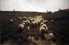 Anton Mauve: Return of the Flock