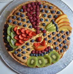 crostata crema e frutta - unione perfetta: frolla e crema! - LADdicted