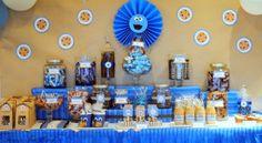 Karo's Fun Land: Cookie Monster Birthday Party