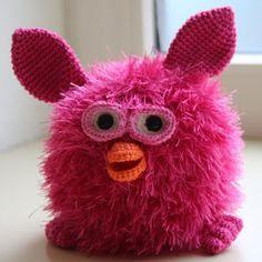 Patroon Grote Flurby, #haken, gratis patroon, Nederlands, knuffel, speelgoed, #haakpatroon