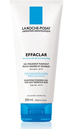 All about Effaclar Foaming Gel, a product in the Effaclar range by La Roche-Posay recommended for Oily skin with imperfections. Free expert advice