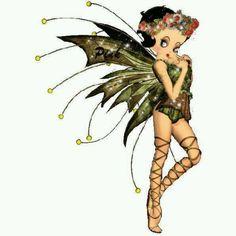 Woodland Fairy Betty