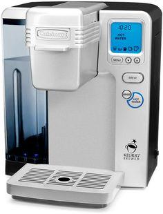 Cuisinart SS-700 Coffee Maker, Single Serve Brewing System
