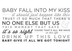 Give it all we got tonight - George Straight